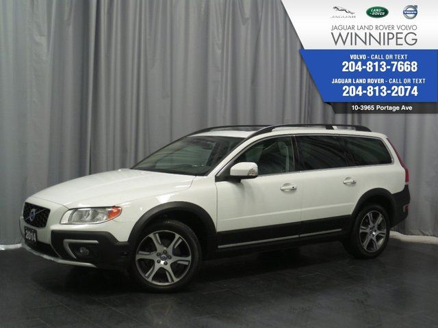 2014 Volvo XC70 T6 *CERTIFIED PRE-OWNED* 6 YEAR 160,000 km WARRANTY in Winnipeg, Manitoba