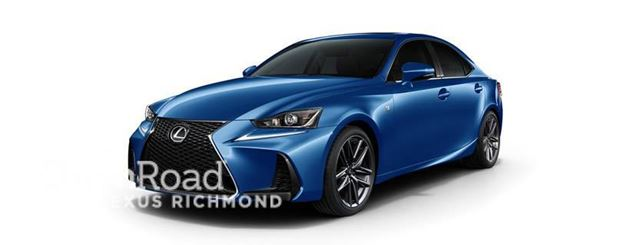 2017 LEXUS IS 300 F Sport Series 2 in Richmond, British Columbia