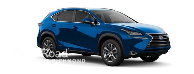 2017 LEXUS NX 300H Executive Package in Richmond, British Columbia