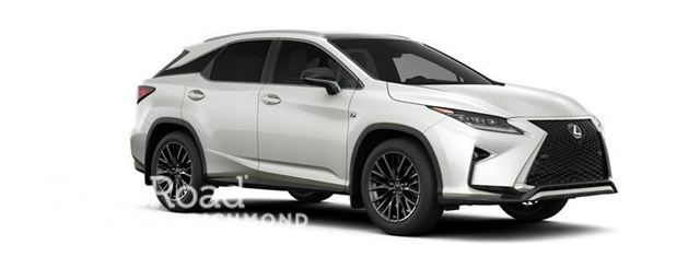 2017 LEXUS RX 350 F Sport Series 2 in Richmond, British Columbia