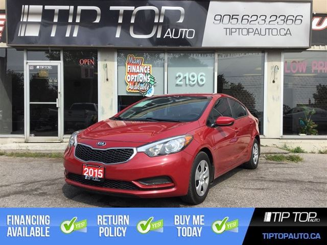 2015 KIA FORTE LX+ ** Bluetooth, Eco, Automatic, Low Price ** in Bowmanville, Ontario