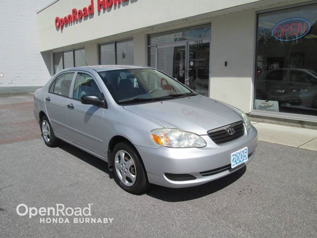 2005 Toyota Corolla CE in Burnaby, British Columbia