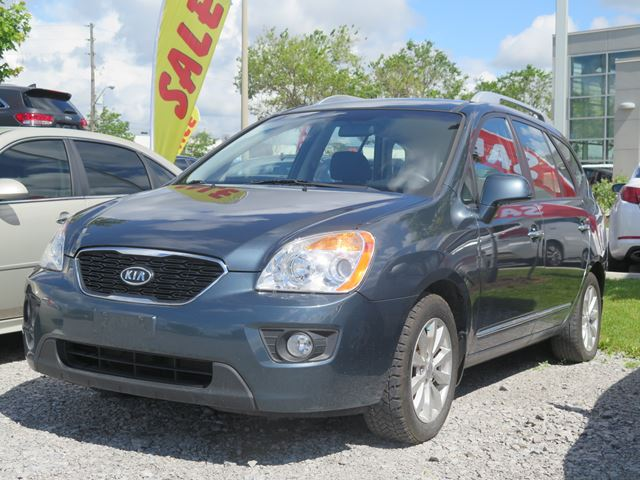 2012 KIA RONDO EX-V6 in Scarborough, Ontario
