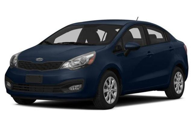 2014 KIA RIO SX in Scarborough, Ontario