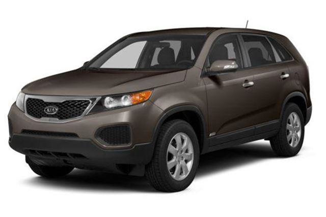 2011 KIA SORENTO EX V6 in Scarborough, Ontario