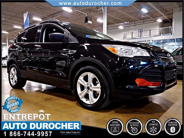 2014 Ford Escape S - AUTOMATIQUE - AIR CLIMATISn++ in Laval, Quebec