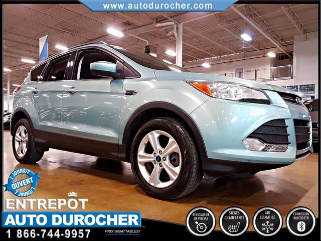 2013 Ford Escape SE - AWD - AUTOMATIQUE - AIR CLIMATISn++ in Laval, Quebec