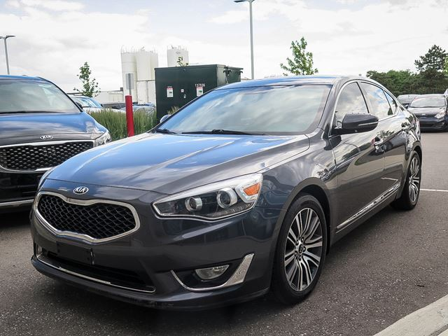 2014 KIA CADENZA Base in Scarborough, Ontario