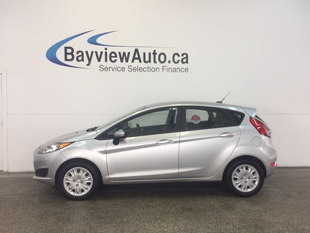 2015 FORD FIESTA SE- ECOBOOST! A/C! SYNC! CRUISE! LOW KM! in Belleville, Ontario