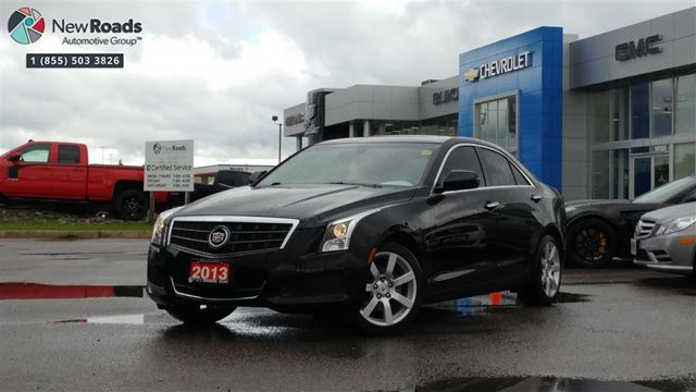 2013 CADILLAC ATS 2.5L 2.5L, One Owner, No Accident, Low Km's in Newmarket, Ontario