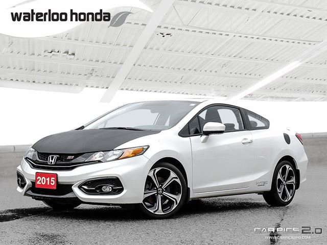 2015 Honda Civic Si Only 21,000 km! Back Up Camera, Navigation, and More!!! in Waterloo, Ontario
