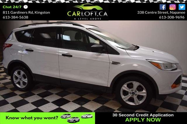 2014 FORD ESCAPE S - ROOF RACKS**A/C**BACKUP CAMERA in Kingston, Ontario