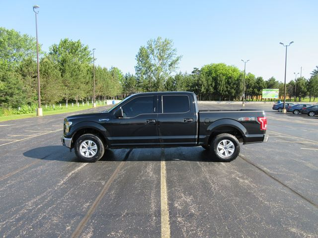 2015 Ford F-150 XLT CREW XTR in Cayuga, Ontario