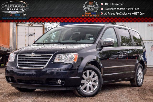 2010 Chrysler Town and Country Touring Swivel 'n Go Navi DVD Backup Cam Bluetooth Keyless Entry 17Alloy Rims in Bolton, Ontario