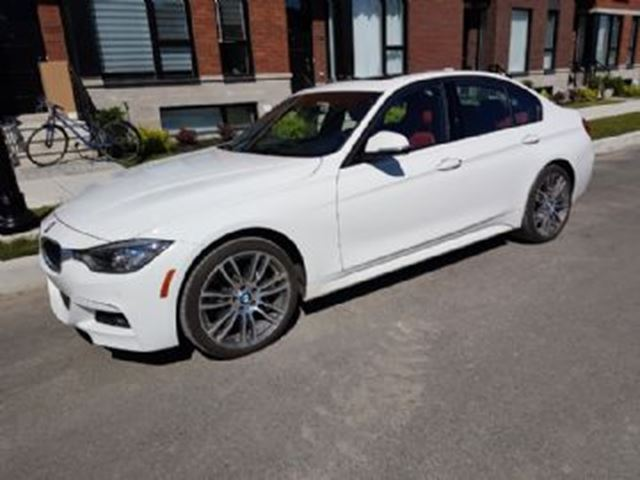 2015 BMW 3 Series 328i xDrive M Package Excess Wear Protection in Mississauga, Ontario