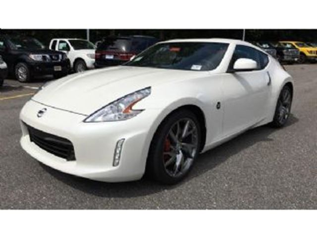 2017 Nissan 370Z COUPE in Mississauga, Ontario