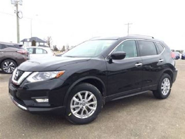 2017 NISSAN Rogue SV AWD STAR WARS in Mississauga, Ontario