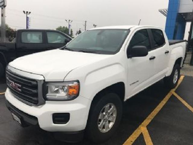 2016 GMC Canyon Crew Cab in Mississauga, Ontario