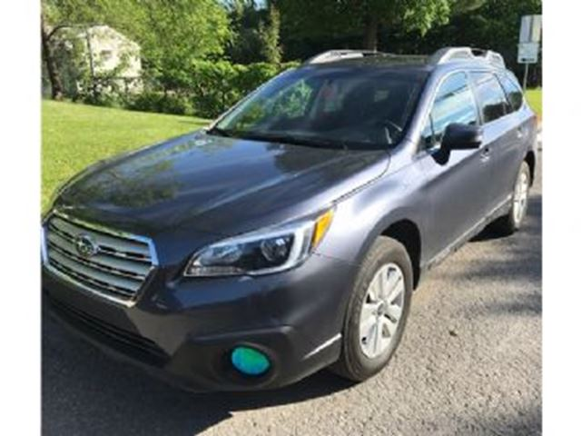 2016 Subaru Outback Touring AWD 2.5L CVT in Mississauga, Ontario