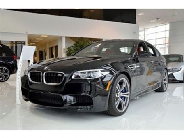 2016 BMW M5 2016 M5 Brand New in Mississauga, Ontario