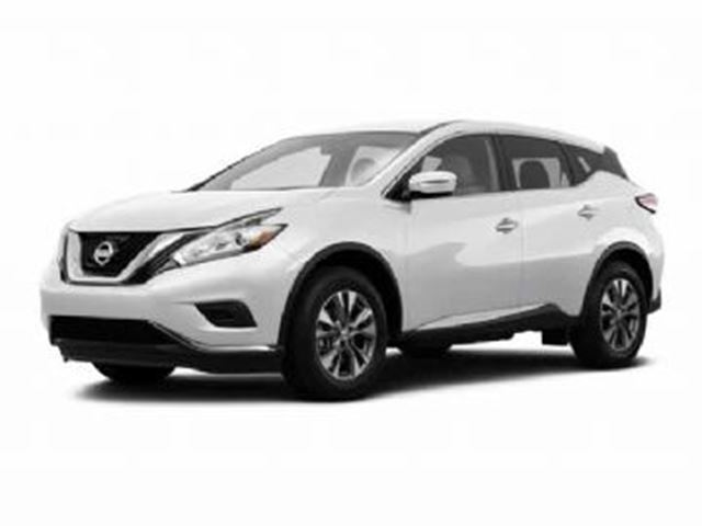 2017 Nissan Murano 3.5 S FWD, A/C, A/T, GPS, USB, XM, CAMERA. ALLOY WHEEL in Mississauga, Ontario