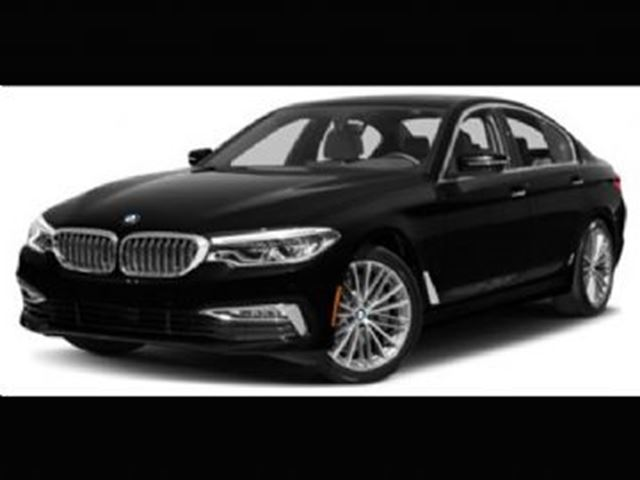 2017 BMW 5 Series 540 X drive HEA Package (Rare) in Mississauga, Ontario