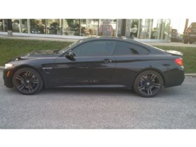 2015 BMW M4 Premium, Executive, Carbon Fiber Roof in Mississauga, Ontario