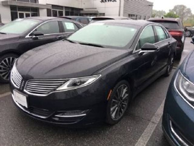 2015 LINCOLN MKZ HYBRID in Mississauga, Ontario