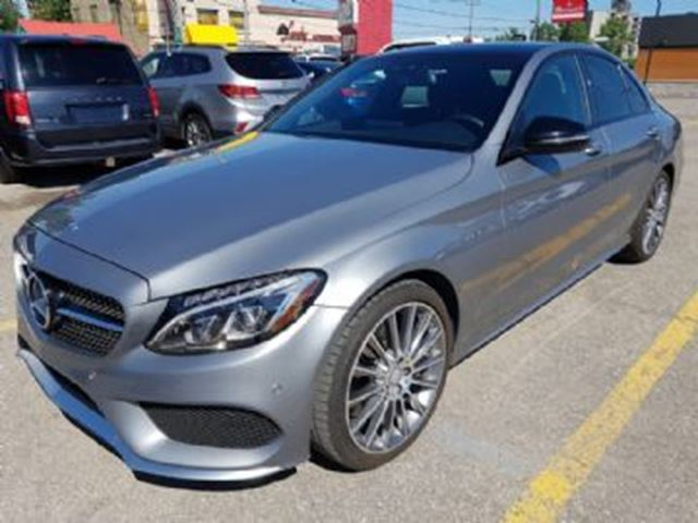 2016 mercedes benz c class 450 amg 4matic premium for Mercedes benz wheel and tire protection
