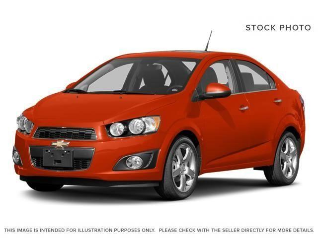 2013 Chevrolet Sonic LS in Lethbridge, Alberta