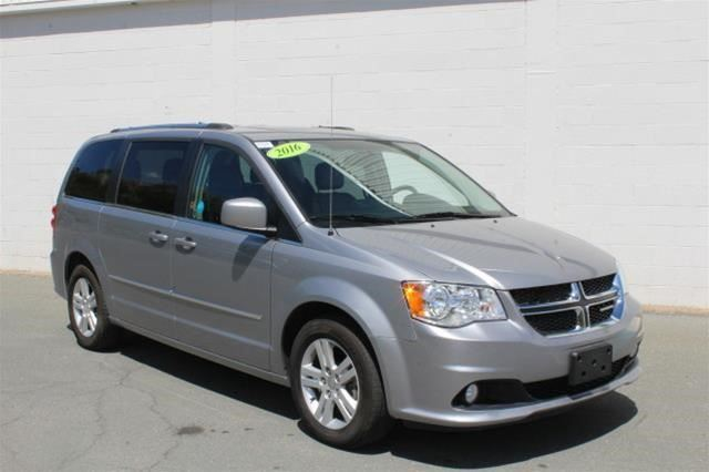 2016 Dodge Grand Caravan Crew Plus in St John's, Newfoundland And Labrador