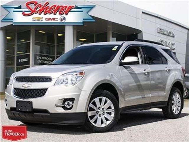 2012 Chevrolet Equinox 1LT in Kitchener, Ontario