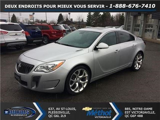 2015 Buick Regal GS in Plessisville, Quebec