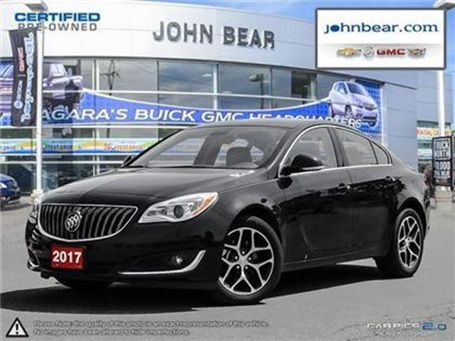 2017 BUICK REGAL Sport Touring in St Catharines, Ontario