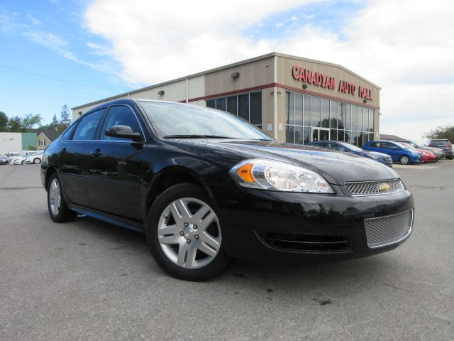 2012 Chevrolet Impala LT, ALLOYS, A/C, LOADED, JUST 31K! in Stittsville, Ontario