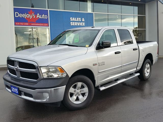 2015 Dodge RAM 1500 ST 4x4 in Brantford, Ontario