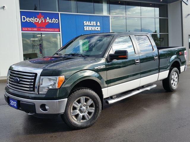 2012 Ford F-150 XLT 4x4 in Brantford, Ontario
