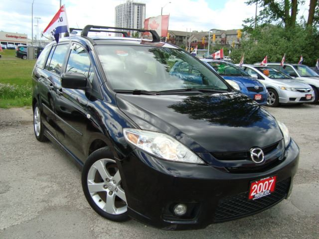 2007 Mazda MAZDA5 GT Only 136km Leather Rust Free in Cambridge, Ontario