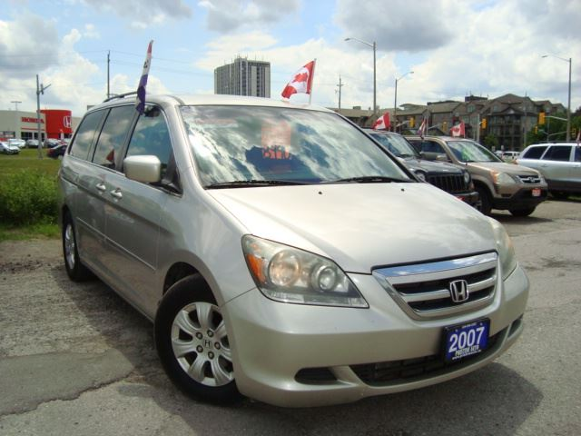 2007 Honda Odyssey EX Accident Free 8 Passenger Only 149km in Cambridge, Ontario
