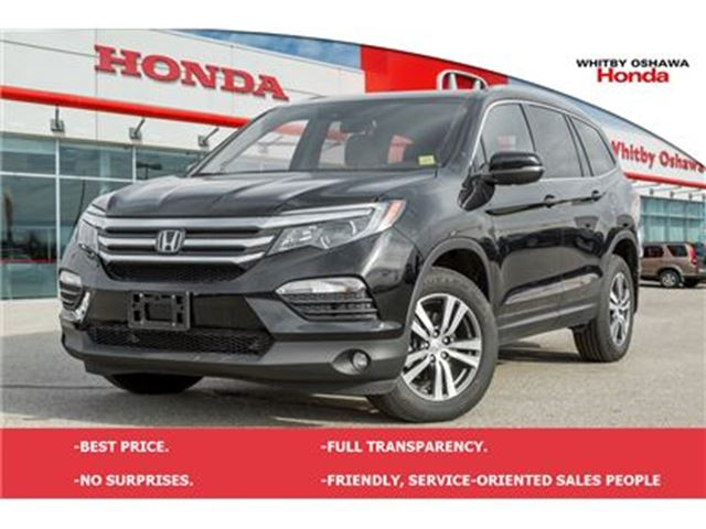 2016 Honda Pilot EX-L (AT) in Whitby, Ontario
