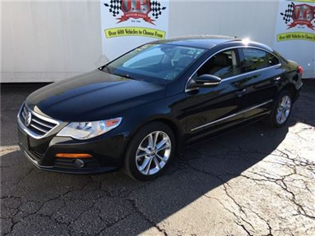 2011 Volkswagen Passat Sportline, Manual, Sunroof, Only 52,000km in Burlington, Ontario