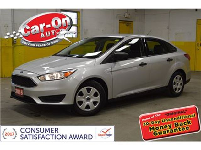 2015 Ford Focus Only 4,600 km AUTO AIR COND in Ottawa, Ontario