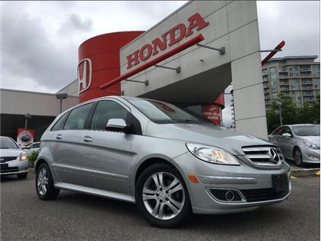 2007 MERCEDES-BENZ B-CLASS B200 Turbo in Markham, Ontario