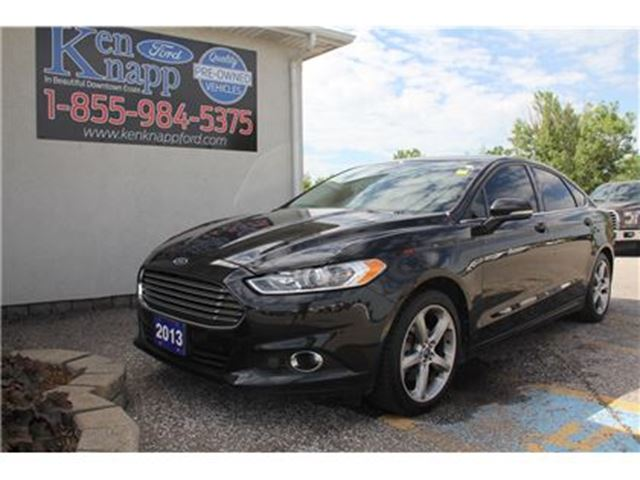 2013 Ford Fusion SE NAV TECH PACKAGE SPORT PACKAGE in Essex, Ontario