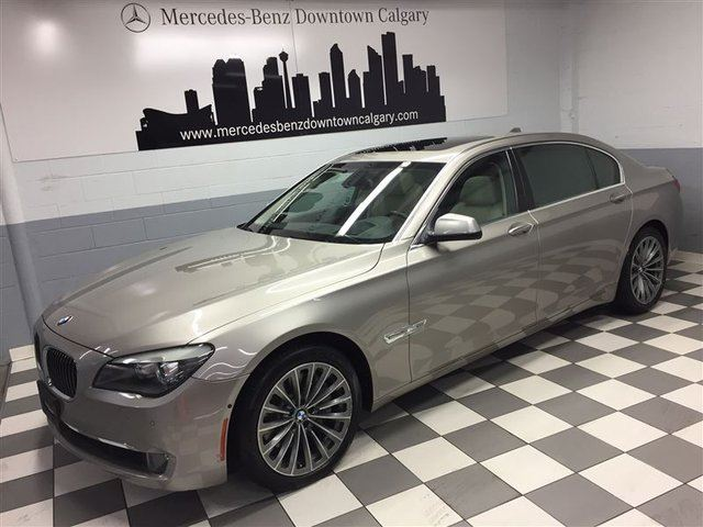2012 BMW 750 750Li xDrive Executive+ in Calgary, Alberta