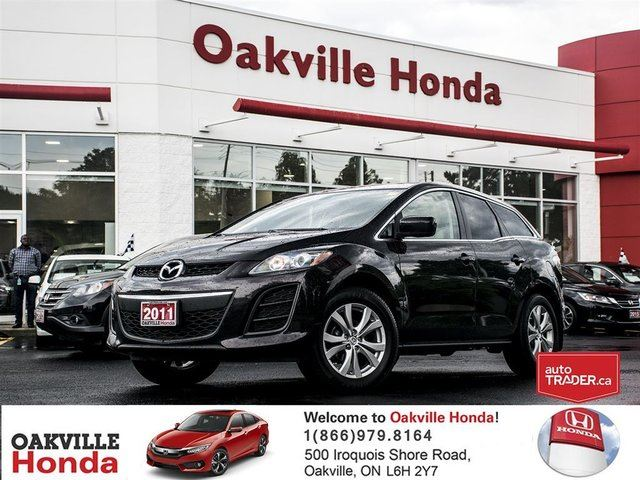 2011 MAZDA CX-7 GS 2.3L DISI Turbo AWD in Oakville, Ontario
