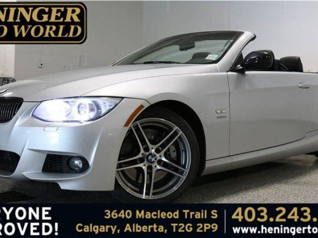 2011 BMW 3 SERIES IS in Calgary, Alberta
