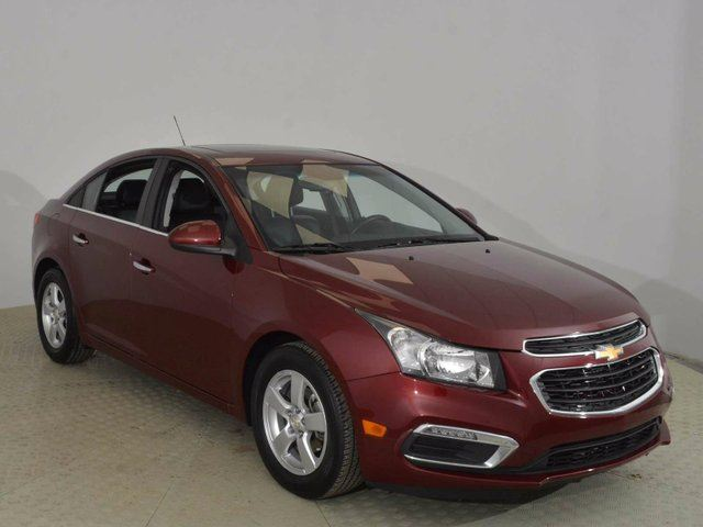 2015 CHEVROLET CRUZE LT w/2LT in Red Deer, Alberta