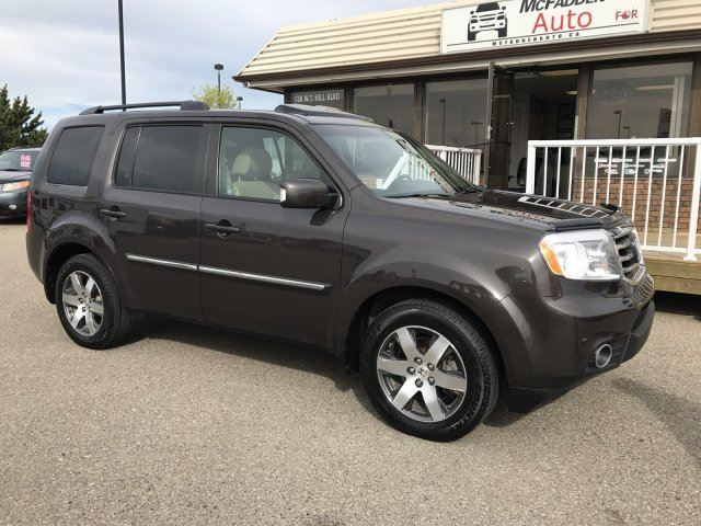 2012 Honda Pilot Touring in Lethbridge, Alberta
