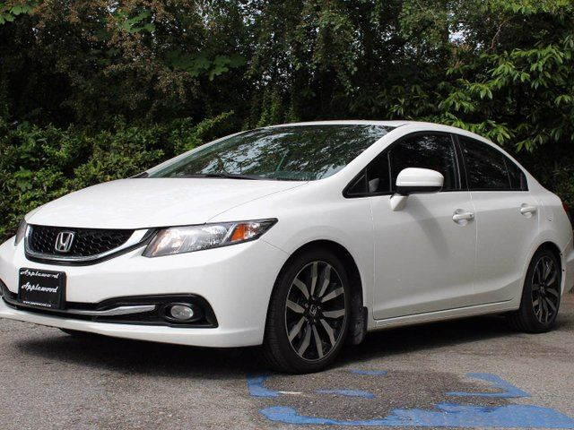 2015 honda civic touring langley british columbia car for Honda civic 2015 for sale